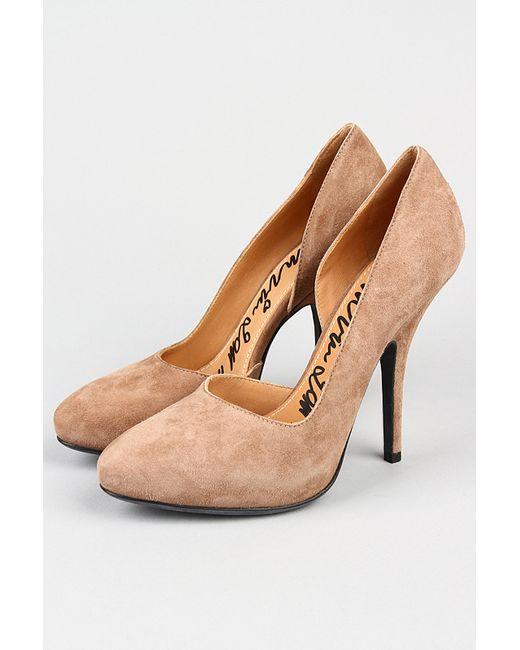 Lanvin   Женские Многоцветные Туфли