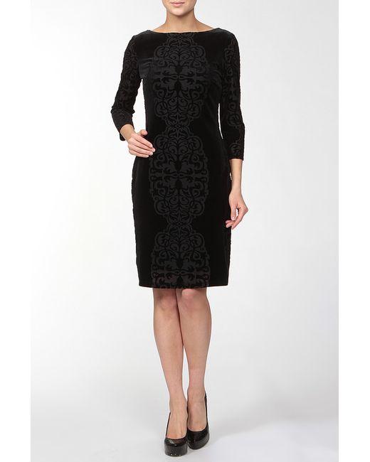 Frank Lyman Design   Женское Чёрное Платье