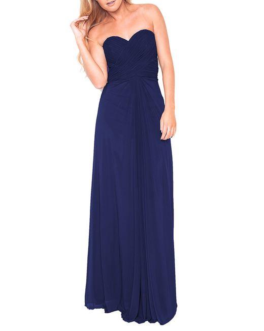 DYNASTY SPIRIT | Женское Голубой Evening Dress