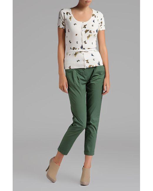 Top Secret | Женская Бежевая Рубашка