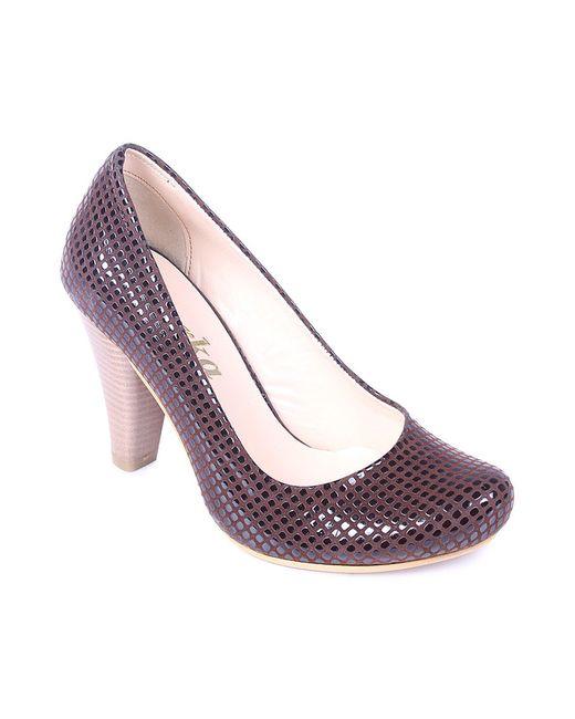 SUHEYM | Женские Коричневые Туфли