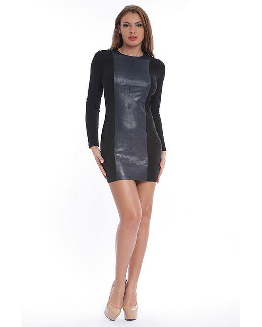 Collezione Di Ines   Женское Чёрное Платье