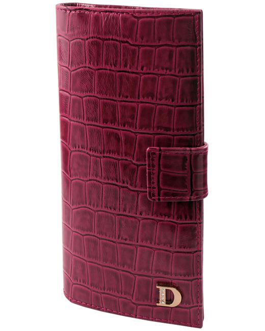 Dimanche | Женское Розовое Портмоне