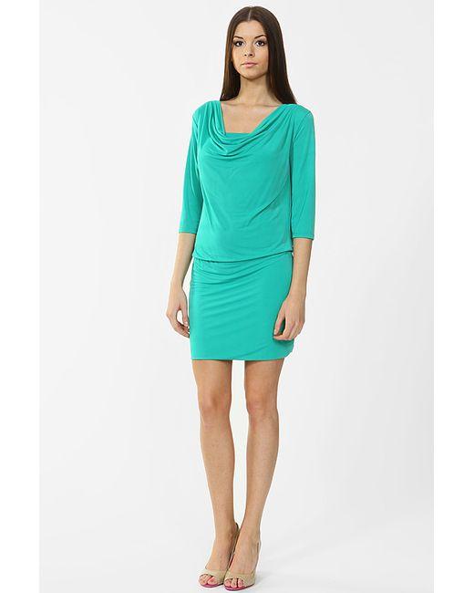 Gaudi | Женское Зелёное Платье