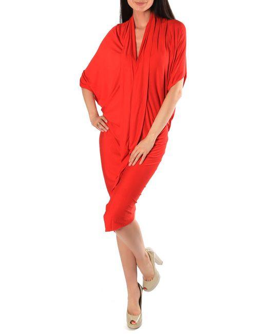 Aftershock   Женское Красное Платье