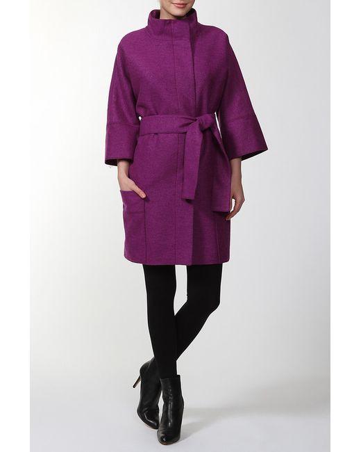 Амулет | Женское Фиолетовое Пальто