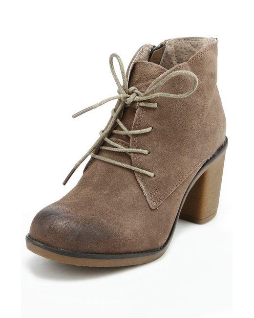 Betsy   Женские Коричневые Ботинки