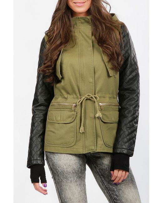 Glamour   Женская Куртка