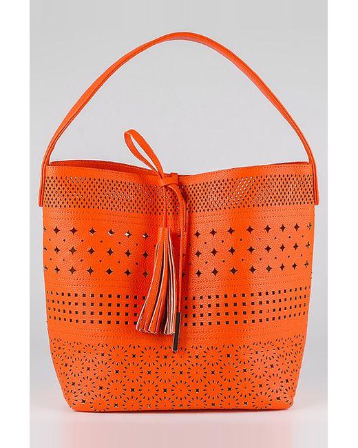 Sabellino | Женская Оранжевая Сумка