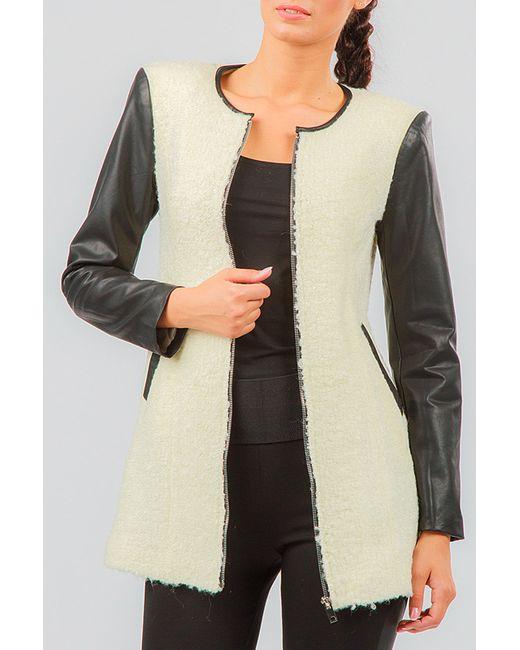Glamour | Женская Белая Куртка