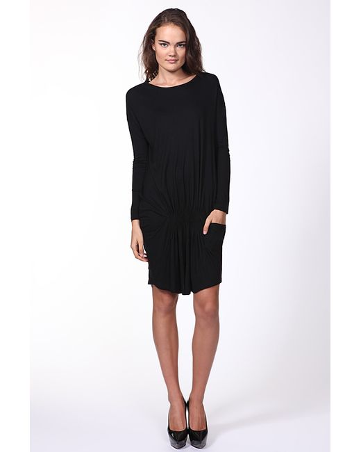 Stella Mccartney | Женское Чёрное Платье Джерси