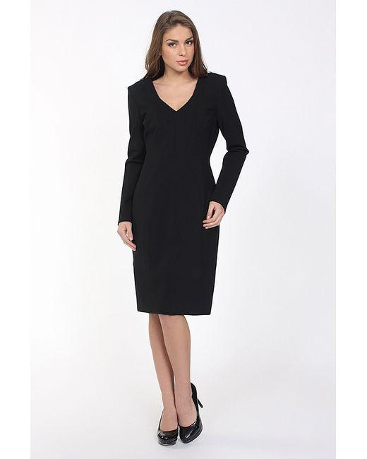 Versace | Женское Чёрное Платье