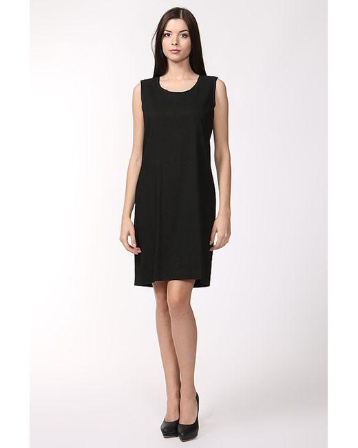 DKNY | Женское Чёрное Платье