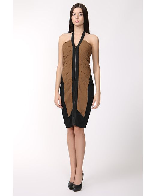 Donna Karan | Женское Многоцветное Платье