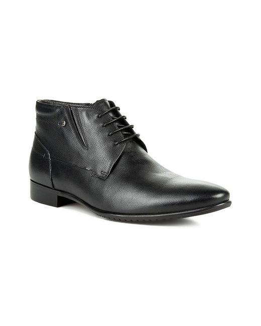Terra Impossa | Мужские Чёрные Ботинки