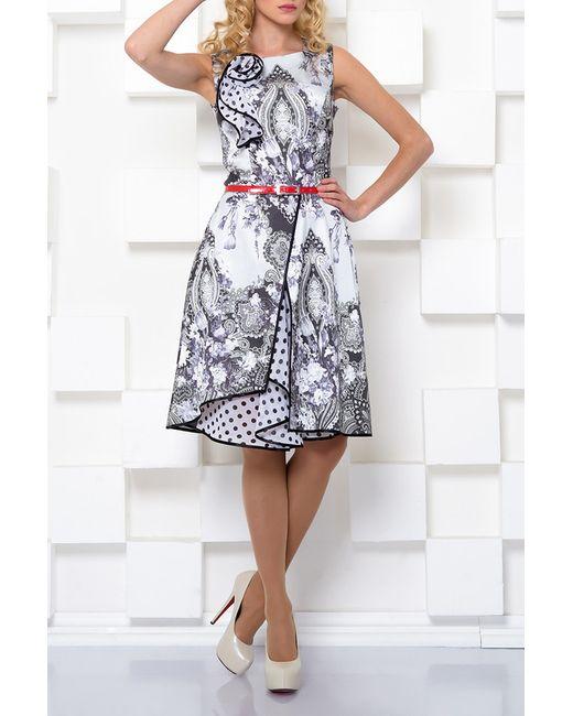 I.Klairie | Женское Белое Платье