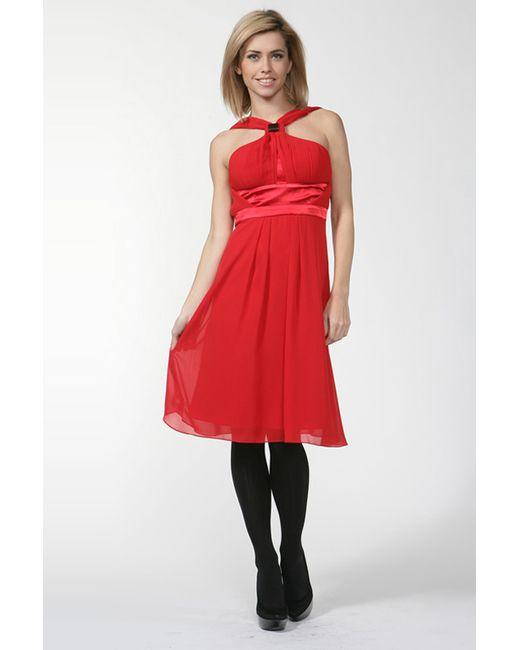 Roccobarocco | Женское Красное Платье