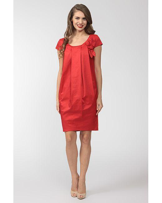 L'Attrice | Женское Красное Платье