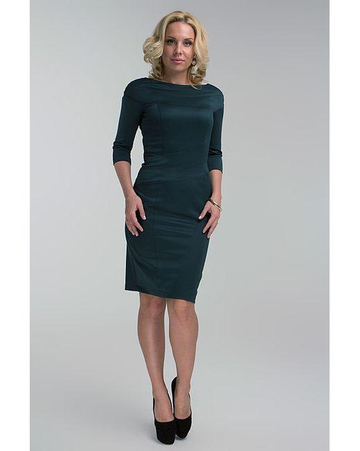 Gloss | Женское Зелёное Платье