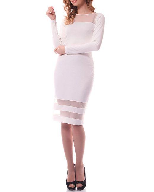 Evercode | Женское Белое Платье