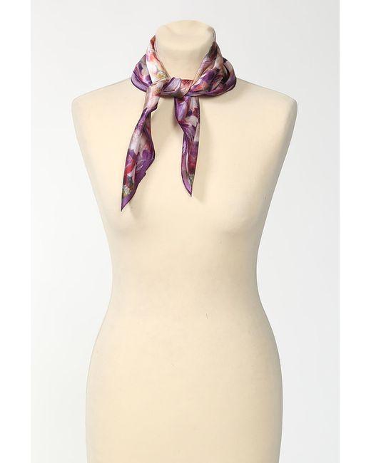 Tonak | Женский Фиолетовый Платок