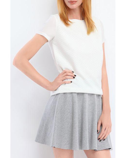 Top Secret   Женская Белая Блузка