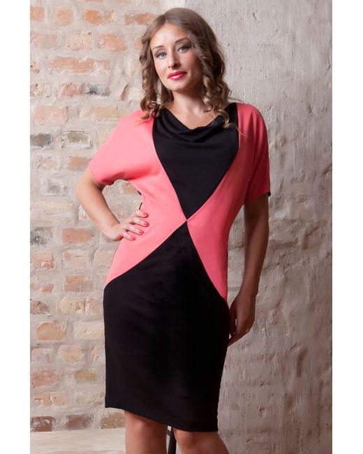 Magnolica   Женское Красное Платье
