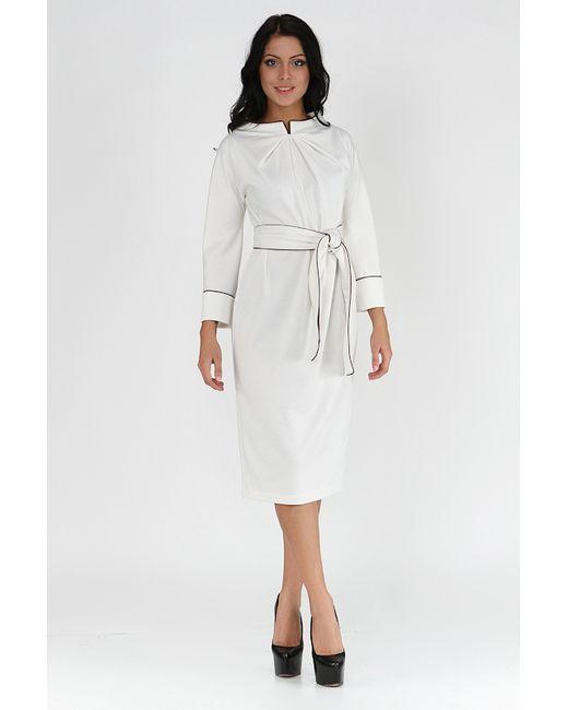 Alina Assi   Женское Белое Платье