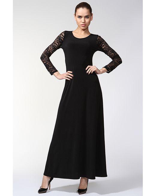 Alina Assi | Женское Чёрное Платье