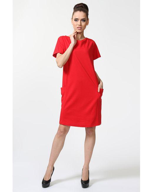 Alina Assi   Женское Красное Платье