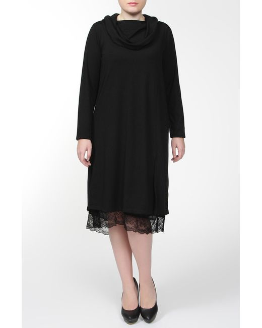 Elena Miro | Женское Чёрное Платье