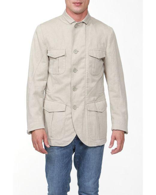 Montedoro   Мужская Многоцветная Куртка