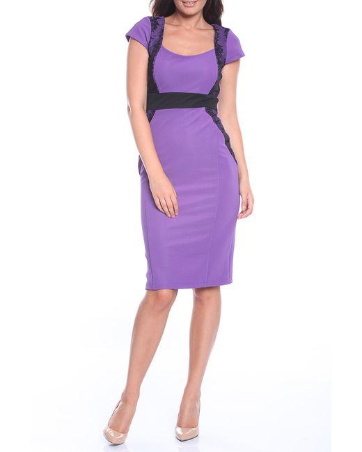 Emma Monti   Женское Фиолетовое Платье