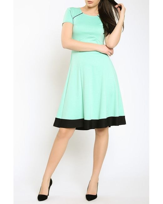 Bellissima | Женское Зелёное Платье