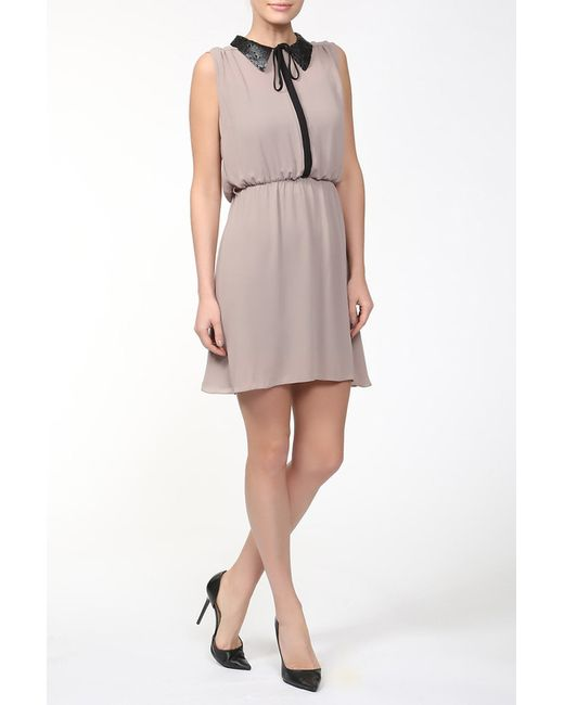 Fornarina | Женское Серое Платье