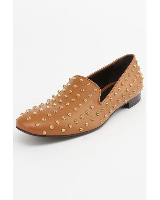 Giacomorelli | Мужские Коричневые Туфли
