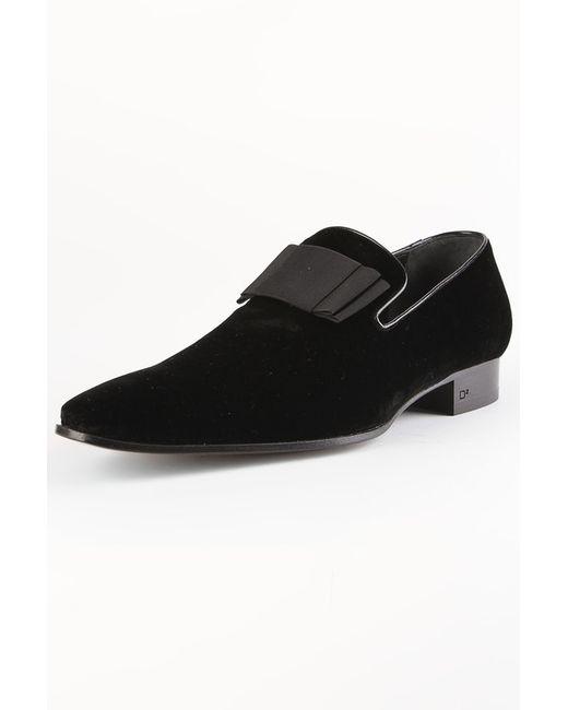 Dsquared2   Мужские Чёрные Туфли