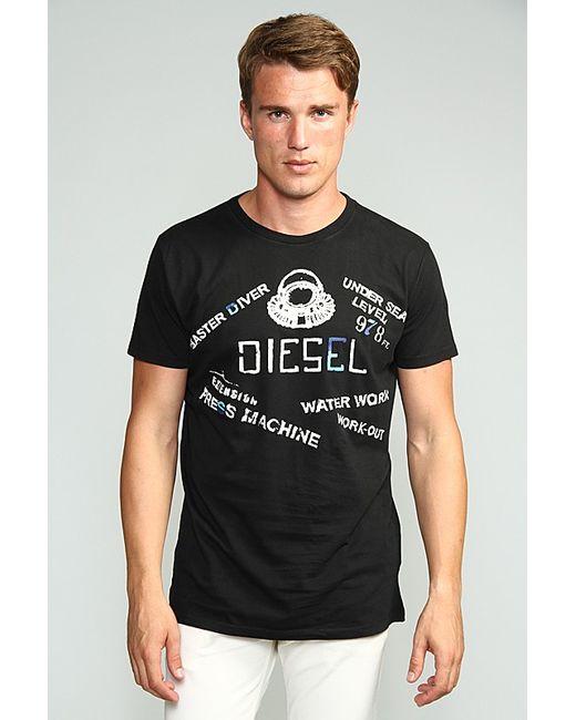 Diesel   Мужская Футболка