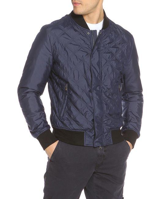 CUDGI | Мужская Синяя Куртка