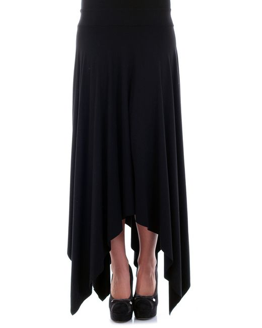 Berry Couture | Женская Чёрная Юбка