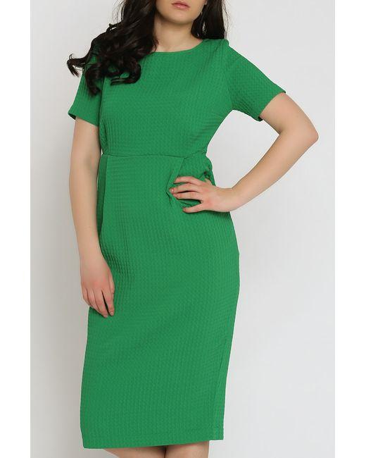 Collezione Di Ines   Женское Зелёное Платье
