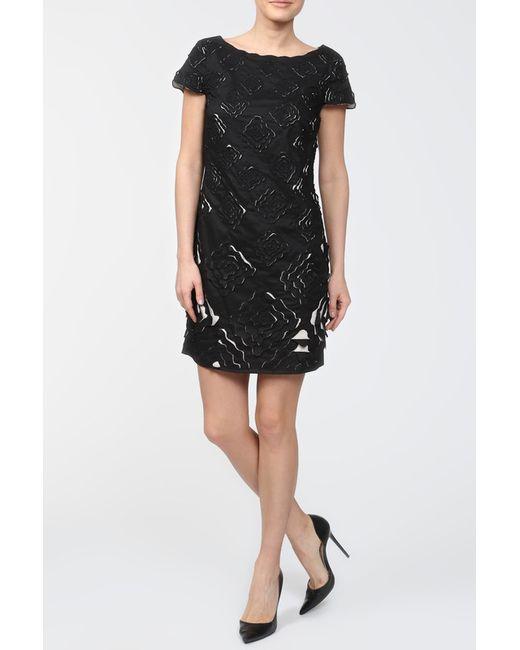 Catherine Malandrino | Женское Чёрное Платье