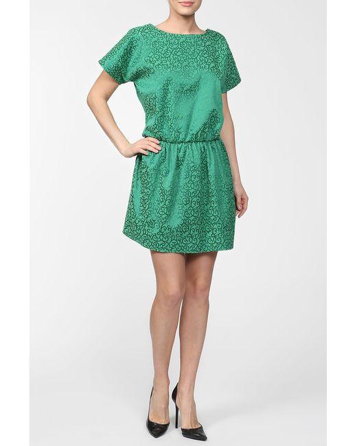 LEBBEL   Женское Зелёное Платье