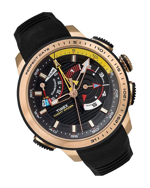 Timex | Мужские Золотые Часы Наручные
