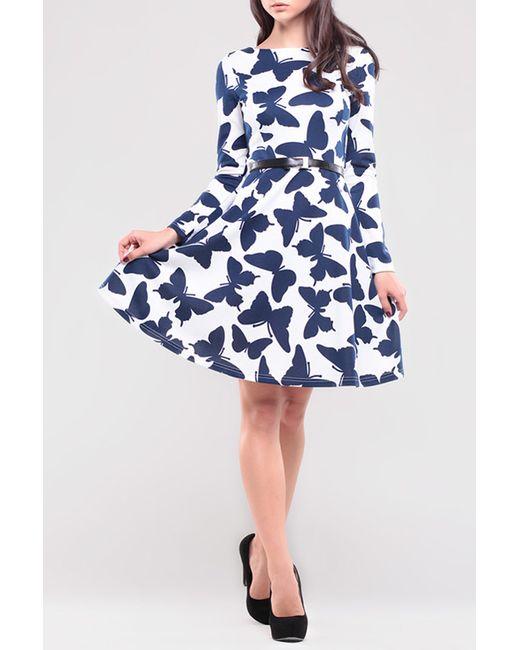 Laura Bettini | Женское Синее Платье