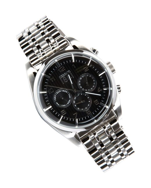 Cerruti | Мужские Серебряные Часы