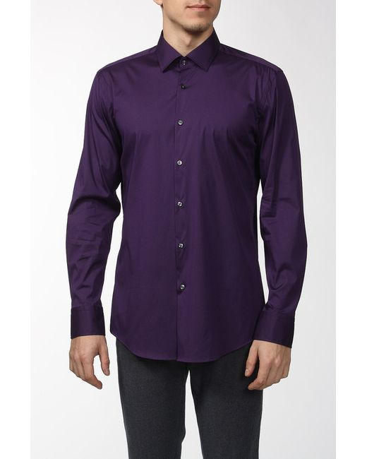 BOSS | Мужская Многоцветная Рубашка