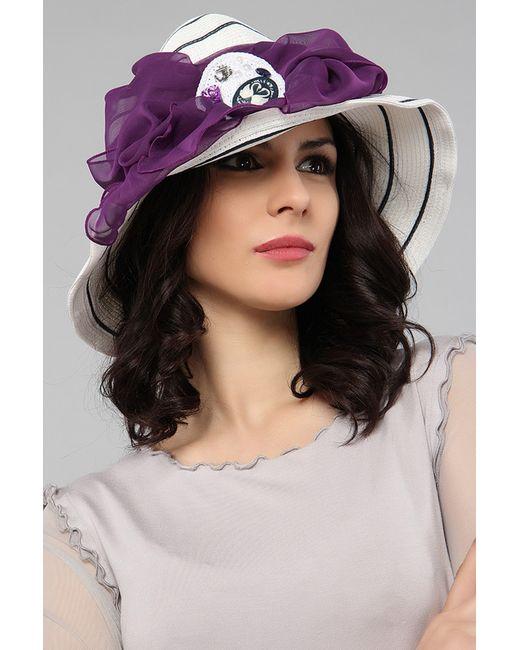 Lak Miss | Женская Белая Шляпа