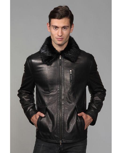 Izeta | Мужская Чёрная Куртка