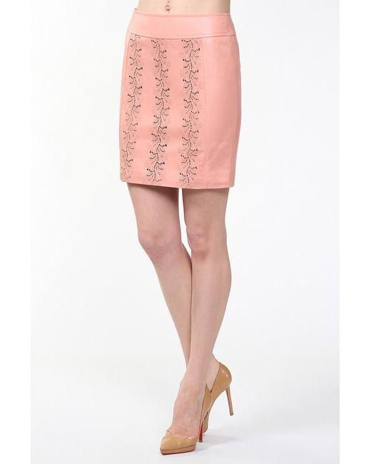 Izeta Street   Женская Розовая Юбка